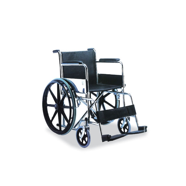 Epoxy Standard Steel Wheelchair - MAG Wheel