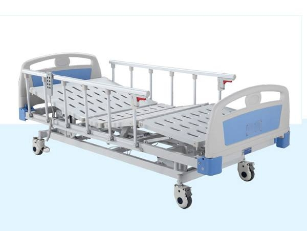 Three Function Luxurious Electric Care Bed