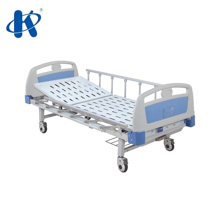Manual Crank Bed Single Fowler