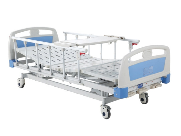 Manual Crank Bed Hilo Double Fowler