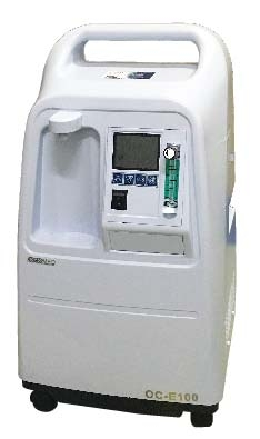 Sysmed Oxygen Concentrator O-Cure Series (E100)