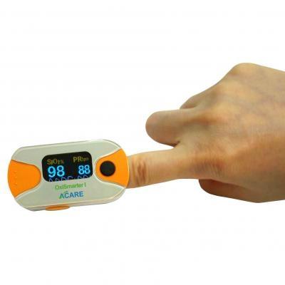 Acare Finger Pulse Oximeter